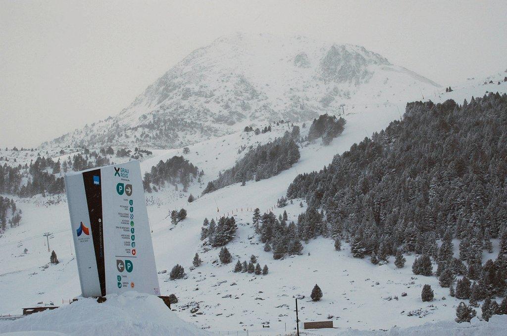 Pas de la casa grau roig grandvalira ski esqu andorra andorre - Webcams pas de la casa ...